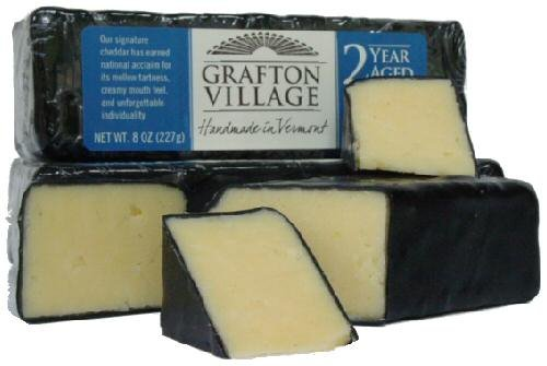 Classic Reserve Vermont Cheddar (8 ounces) by Gourmet-Food