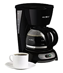 Mr. Coffee 4-Cup Switch Coffeemakers from Mr. Coffee