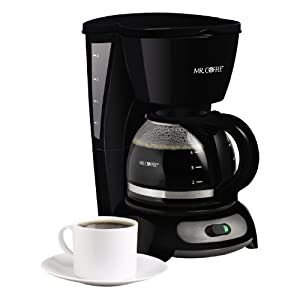 Mr. Coffee 4-Cup Switch Coffeemakers