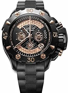 Zenith Defy Xtreme Gold &amp; Titanium Men's Automatic Watch 96-0528-4000-21-R642 by Zenith