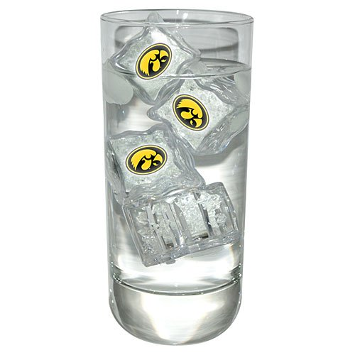 Ncaa Iowa Hawkeyes 4-Pack Light-Up Party Cubes