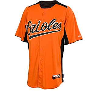 MLB Authentic Home Cool Base Batting Practice Jersey by Majestic