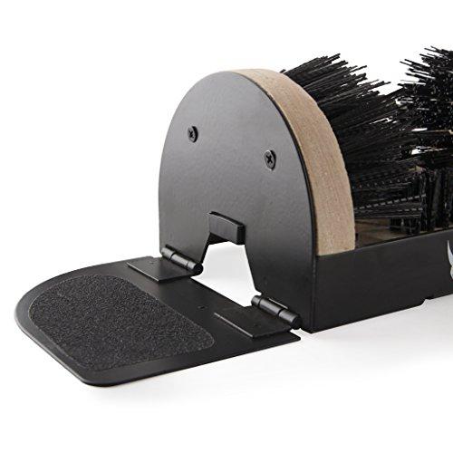 clean machine shoe and boot scraper