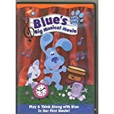 echange, troc Blue's Clues: Blue's Big Musical Movie [Import USA Zone 1]
