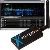 MetaGeek Wi-Spy DBx - USB Spectrum Analyzer with Chanalyzer Software (2450X3V) -