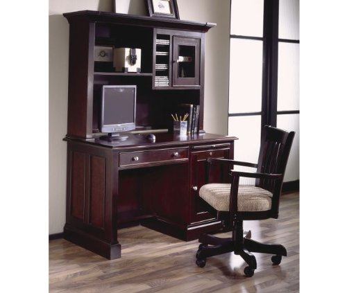 Buy Low Price Comfortable Riverside Urban Crossings 50 Inch Computer Desk & Hutch 69152-53-27 (B0046U8HP0)