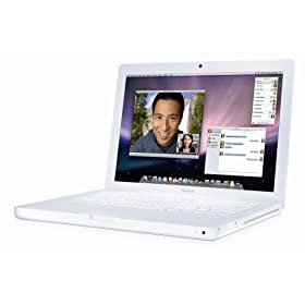 41hpryYcQPL. SL500 AA280  Apple MacBook MB402LL/A 13.3 inch Laptop (white)   $869 Shipped