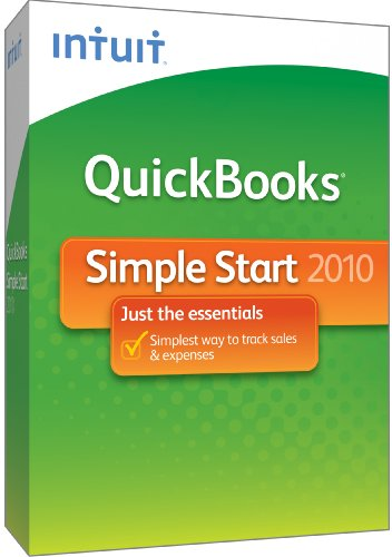 QuickBooks Simple Start 2010 [OLD VERSION]