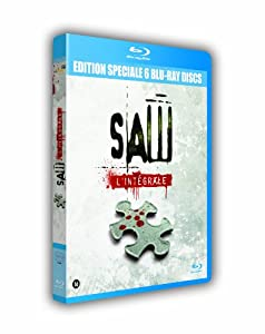 Integrale Saw - Vol 1 à 6  [Blu-ray] [Import belge]