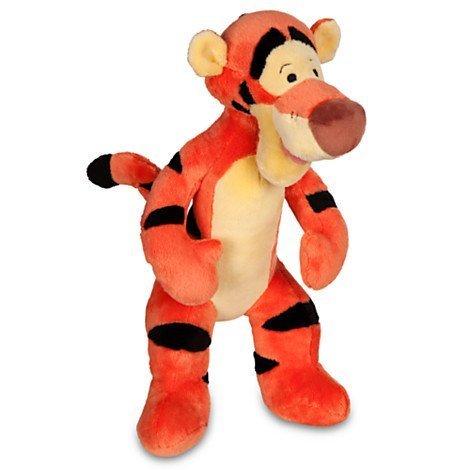 Disney ディズニー Tigger Plush ぬいぐるみ 14インチ 35cm クマのプーさん ティガー