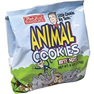 REGENT PRODUCTS CORP 52015 Animal Cookies-BUDSBEST ANIMAL COOKIES
