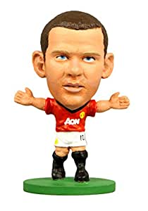 Soccerstarz Manchester United Wayne Rooney Figure