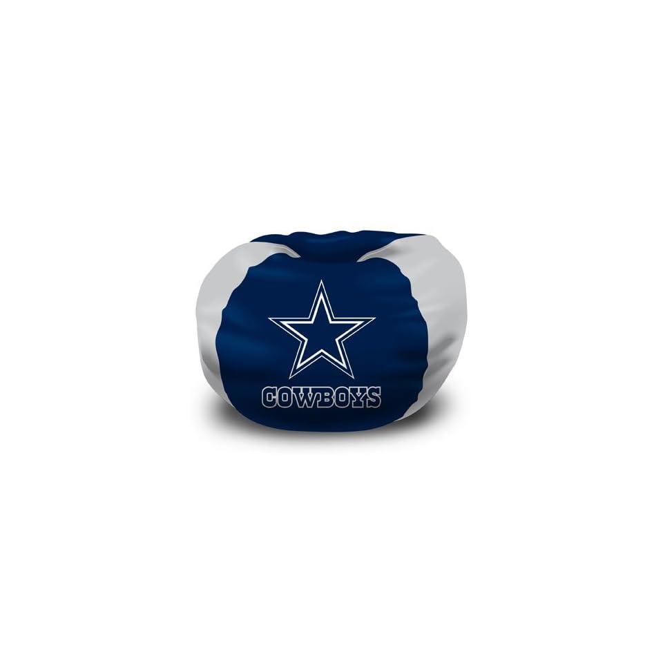 BSS   Dallas Cowboys NFL Team Bean Bag (102 Round)