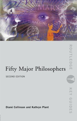 Fifty Major Philosophers (Routledge Key Guides)