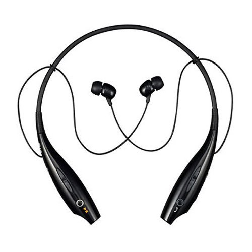 Jiafeng Brand New Wireless Bluetooth Hbs-700 Stereo Music Headset Universal Vibration Neckband Style Earphone For Mobile Phones / Samsung Galaxy S4 S5 Note 2 3 / Lg G2 Pro / Htc One M7 M8 / Moto X G / Google Nexus 4 5 / Nokia Lumia 1520 1020 /Sony Xperia