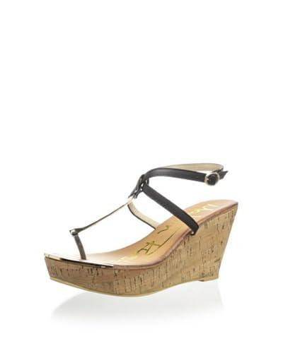 Modern Rush Women's Bell Wedge Sandal