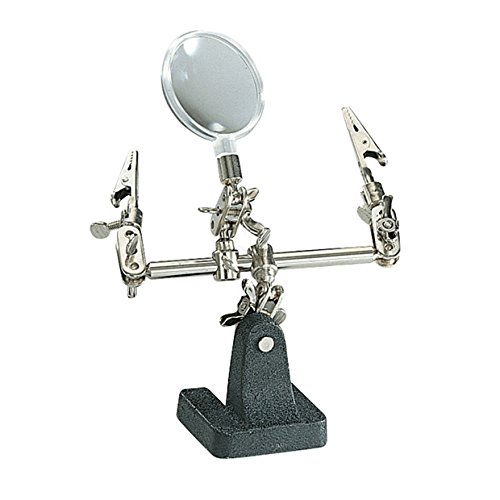 Eclipse Tools 900-037 Pro's Kit Helping Hands with Magnifier Lens - 1