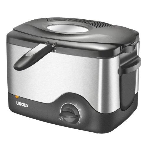 Unold-electro-58615-Kompakt-Fritteuse