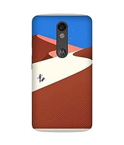 Endless Journey Motorola Moto X Force Case