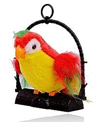 Zest 4 Toyz Talk Back Parrot