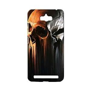 BLUEDIO Designer 3D Printed Back case cover for Asus Zenfone Max - G3369