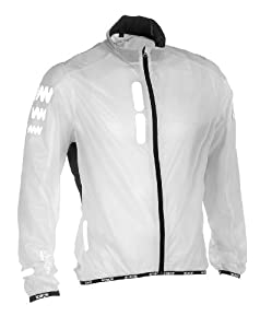 Wowow 011135 Ultralight Supersafe Reflective Jacket White