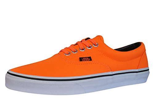 0348732689a6e6 Vans Era Unisex sneakers Shoes Neon Orange SIZE US 10 5 - Jeremy E ...