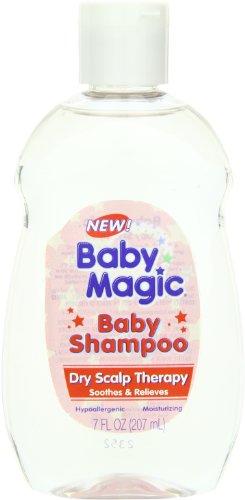 Baby Magic Dry Scalp Therapy Shampoo, 7 Fluid Ounce - 1