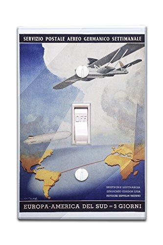 deutsche-lufthansa-servizio-postale-aereo-vintage-poster-artist-axster-heiestafs-light-switchplate-c