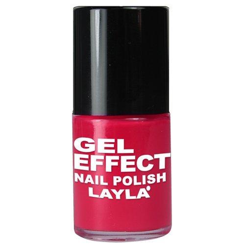 Smalto Gel Effect Tonalità 05 Coral Red
