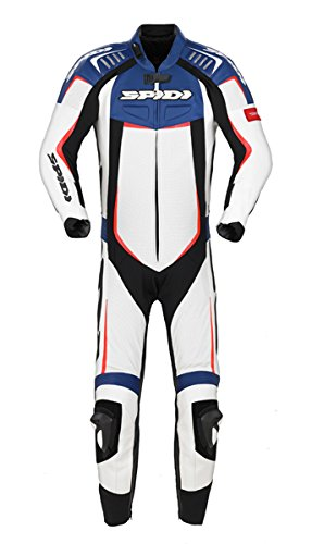 Spidi Moto in Pelle Track Wind Pro Suit