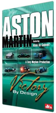 ASTON MARTIN: Victory By Design [DVD]