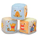 WINNIE THE POOH baby FIRST PLAY Blocks SO CUTE !