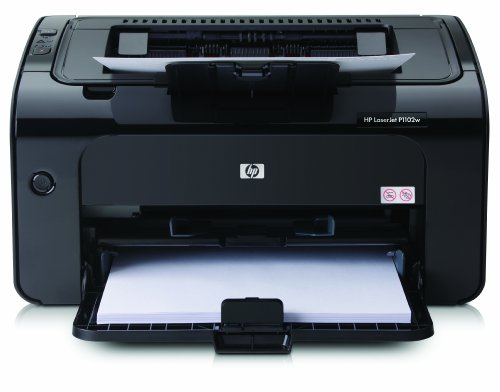 Hp Laserjet Pro P1102W Wireless Monochrome Printer (Ce658A#Bgj) front-1043144