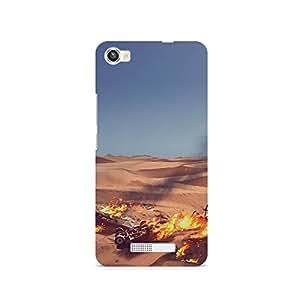 TAZindia Designer Printed Hard Back Case Mobile Cover For Lava Iris X8