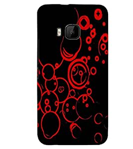 PRINTSWAG NEW ERA DESIGN Designer Back Cover Case for HTC ONE M9