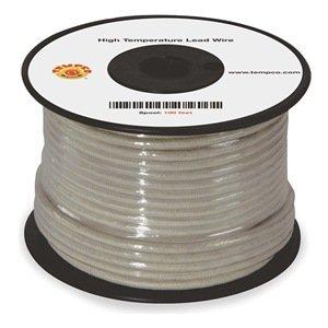High Temp Lead Wire, 12 Ga, Max Temp 482 F
