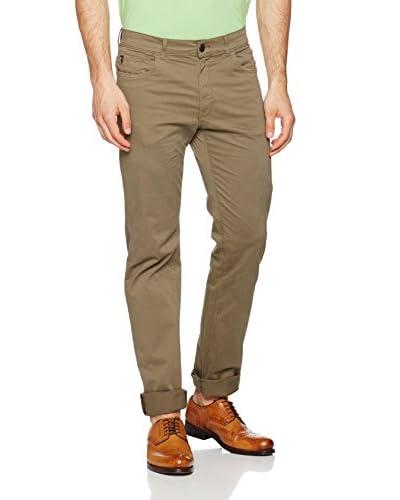 Trussardi Jeans Pantalón Caqui