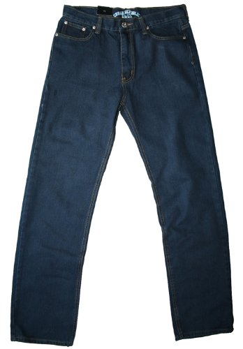 Urban Republic men's comfort fit dark wash jean, 32W 34L