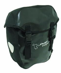 Outeredge Cycling Bag - Black (16 Litre)