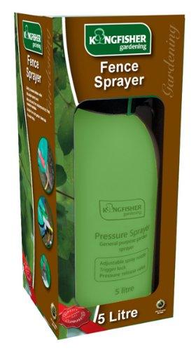 Kingfisher - Garden Fence Pressure Sprayer - 5 Litre