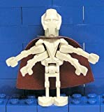 Lego Star Wars General Grievous Minifigure (with brown cape)
