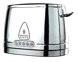 Russell Hobbs 14492 2-Slice Nevada Toaster in Polished Stainless Steel