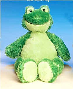 "Laid Back Frog 12"" by Princess Soft Toys - 1"