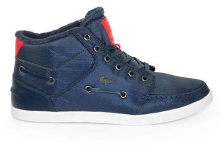 Lacoste Crosier Sail Mid 3 SRM Cool Navy - Red