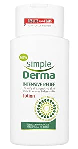 Simple Derma Intensive Relief Body Lotion x 200ml