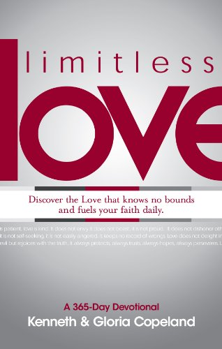 Limitless Love: A 365-Day Devotional, by Kenneth Copeland, Gloria Copeland
