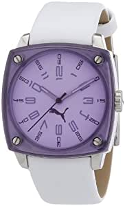 Puma Damen-Armbanduhr Shade Digital Plastik A.PU102592005