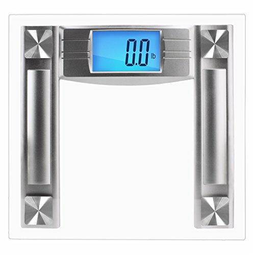 SlimSmart® Digital Bathroom Scale - Extra Large Lighted Digital Display