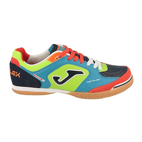 joma-calcetto-top-flex-616-fluor-navy-red-blue-indoor-405